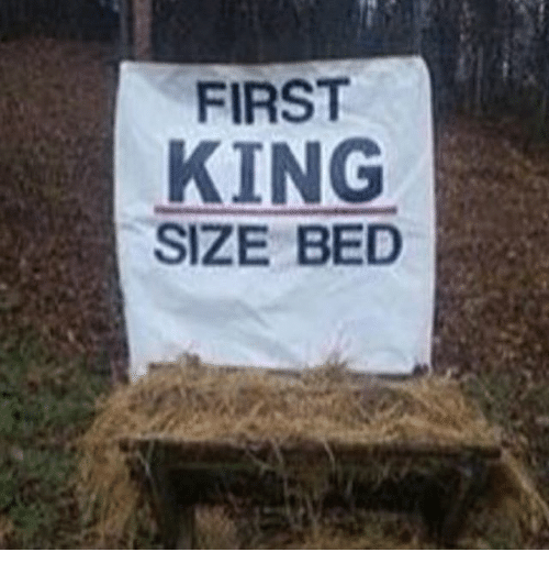 Kingsize by first