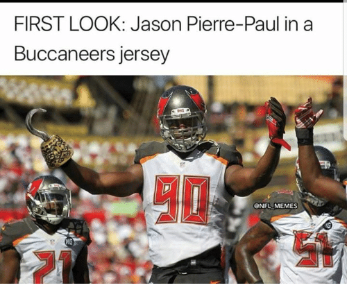 Jason Pierre Paul Bucs: 25+ Best Memes About Jason Pierre-Paul And NFL