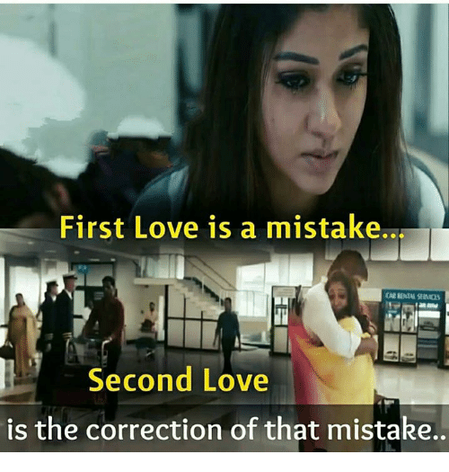 first love second love