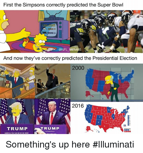 america ex s and finals first the simpsons correctly predicted the super bowl final