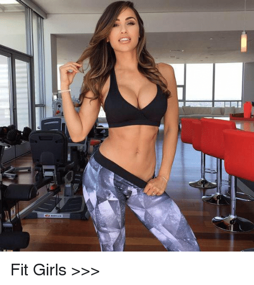 sexy fitness models girls