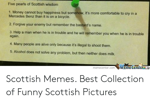 🔥 25+ Best Memes About Funny Scottish | Funny Scottish Memes