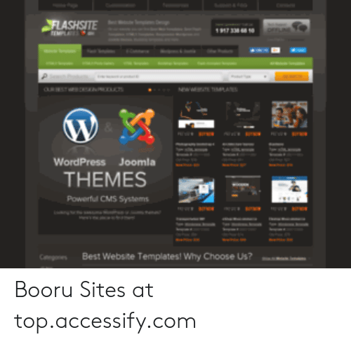 FLASHSTE WordPress Joomla THEMES Powerful CMS Systems Cemos Best