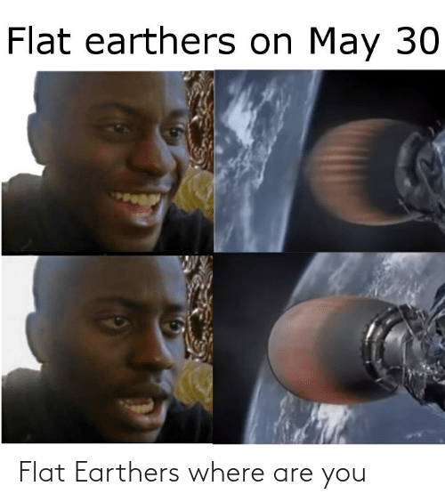 You, Where Are You, and Are You: Flat Earthers where are you