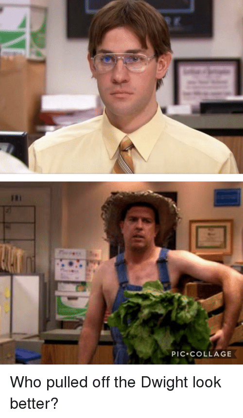 The Office, Collage, and Who: Fli  PIC COLLAGE