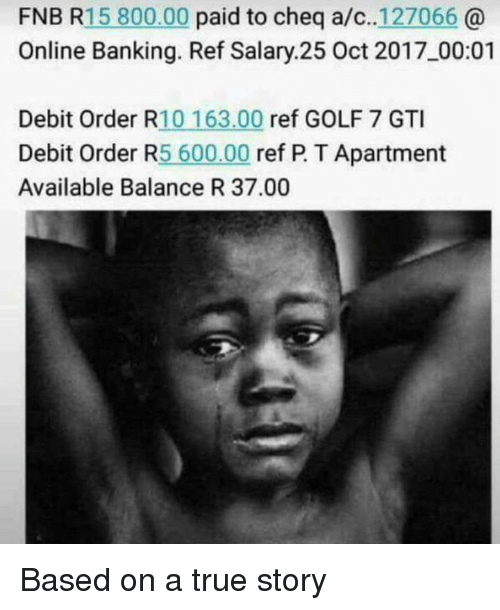 fnb r15 800 00 paid to cheq a c 127066 online banking 28572480 ✅ 25 best memes about golf 7 golf 7 memes