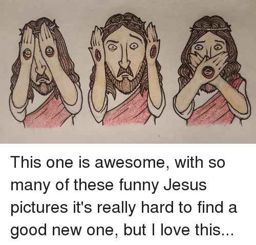 Funny Jesus Picture