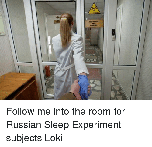 Follow me to my room