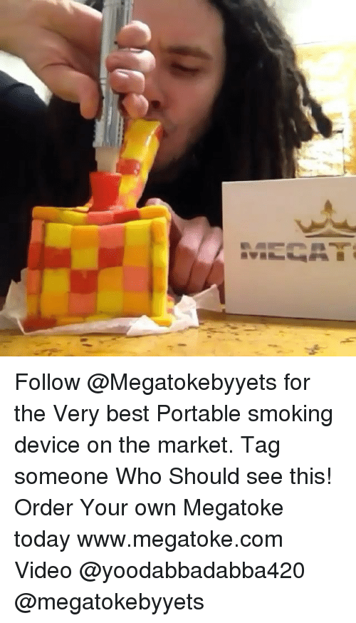 Smoking, Weed, and Best: Follow @Megatokebyyets for the Very best Portable smoking device on the market. Tag someone Who Should see this! Order Your own Megatoke today www.megatoke.com Video @yoodabbadabba420 @megatokebyyets