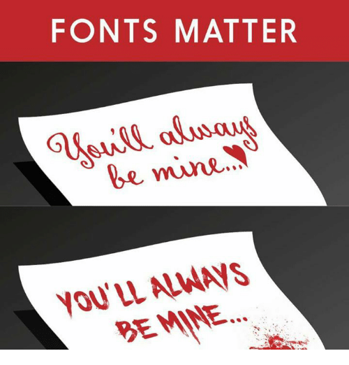 fonts-matter-be-mine-youll-always-be-min