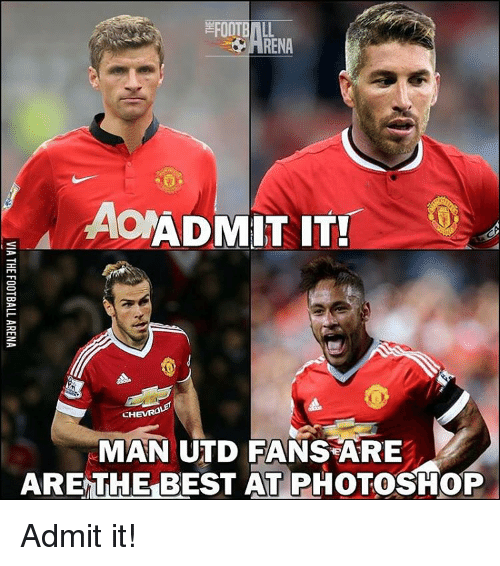 football arena aoadmit it chevra man utd fans are arethe 9402113 ✅ 25 best memes about areth areth memes