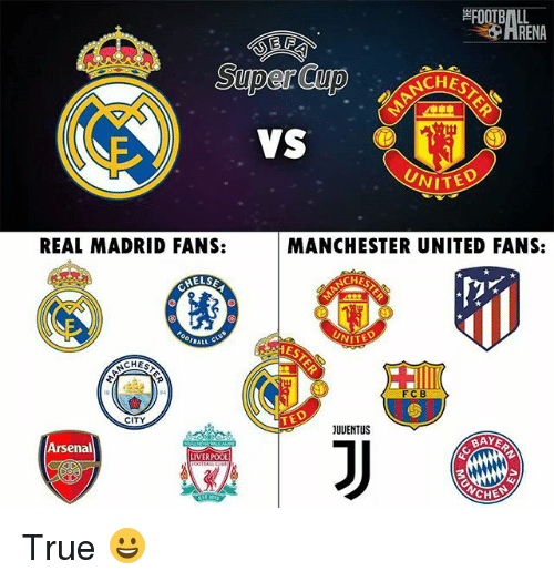 Barcelona Vs Real Madrid Or Liverpool Vs Manchester United: FOOTBALL HRENA CHEST VS VITED REAL MADRID FANS MANCHESTER