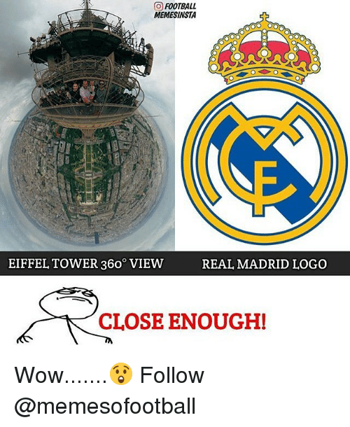 25 best memes about real madrid logo real madrid logo memes memes real madrid and eiffel tower football memesinsta eiffel tower 360 view real voltagebd Choice Image