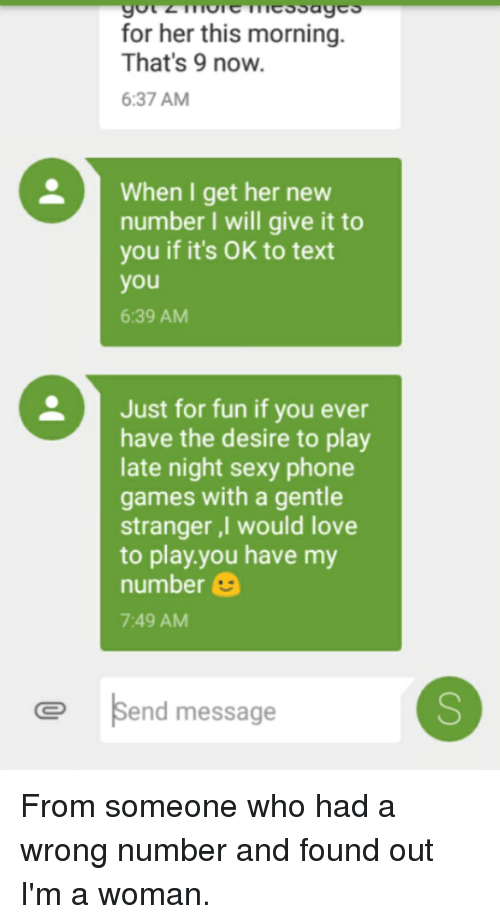 sexy text message games