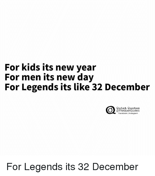 facebook instagram and new years for kids its new year for men its