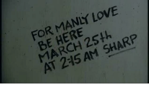 Image result for for manly love be here on march 25th