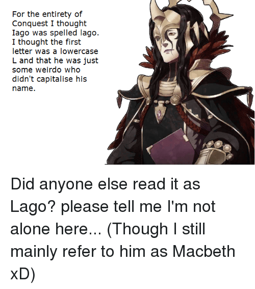 iago critical analysis