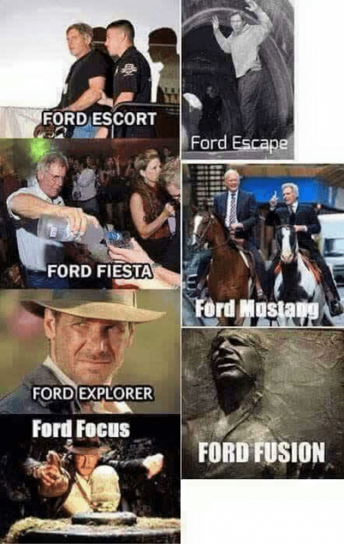 ford escort ford escape ford fiesta ford mus ford explorer 23983902 ✅ 25 best memes about ford focus ford focus memes,Ford Focus Meme