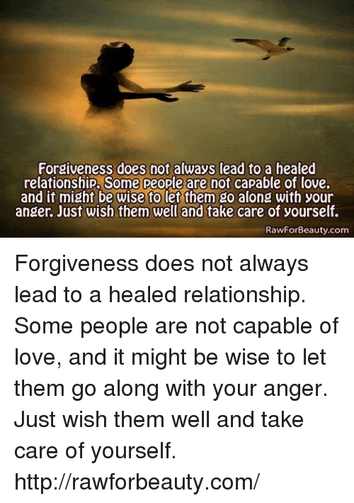 Love, Memes, And Http: Forgiveness Does Not Always Lead To A Healed  Relationship