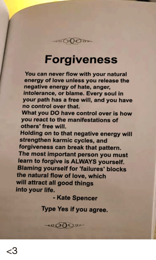 Forgive Yourself - YouTube
