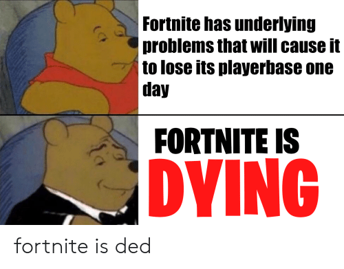 Fortnite Has Underlying Problems That Will Cause It to Lose