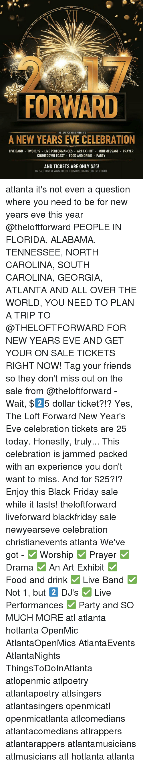 FORWARD THE LOFT FOR VIARO PRESENTS a NEW YEARS EVE CELEBRATION LIVE ...