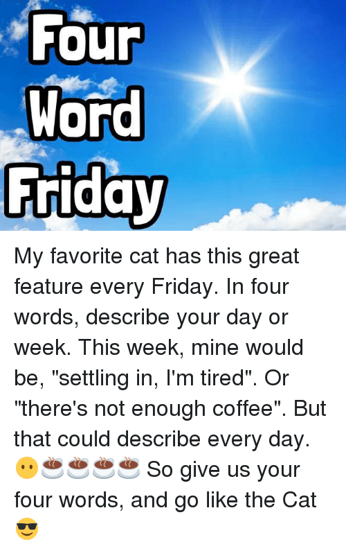 words to describe the day