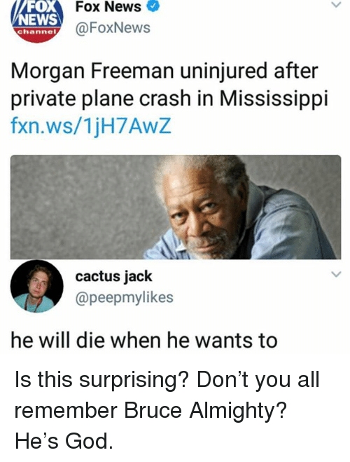 Image Result For Morgan Freeman Uninjured