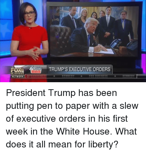 25+ Best Memes About Executive Order
