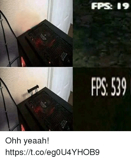 Video Games,  Fps, and Ohh: FPS: 9  PS539 Ohh yeaah! https://t.co/eg0U4YHOB9