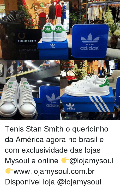 8f7257008cd FRED PERRY EBED bEBBA Adidas Adidas Adidas Tenis Stan Smith O ...