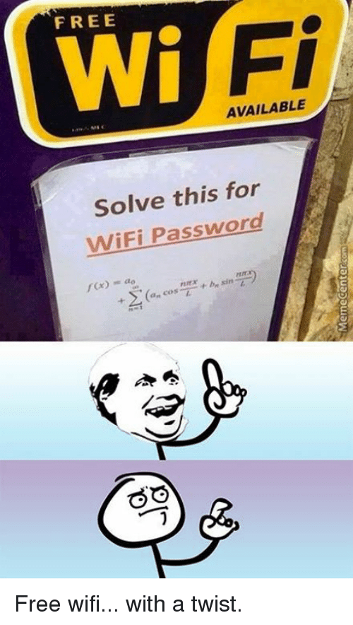 free fi available solve this for wifi password f x ao 7633366 free fi available solve this for wifi password fx ao Σan cos nnx