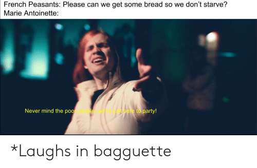 Can i have some bread in french