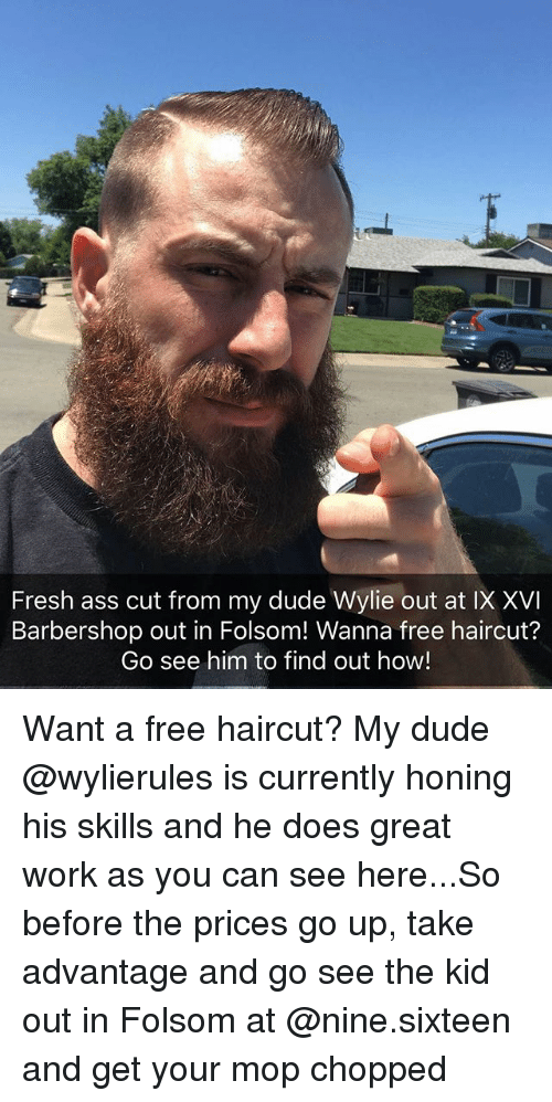 where can i get a free haircut 25 best memes about mop mop memes 5635