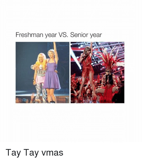 freshman year vs senior year essay 12 major differences between your freshman and senior grandma of the group — there's a huge difference between your freshman year and senior year of.