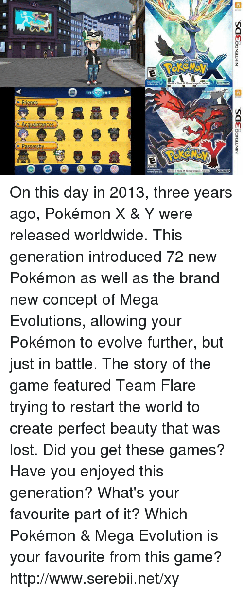 mega evolution