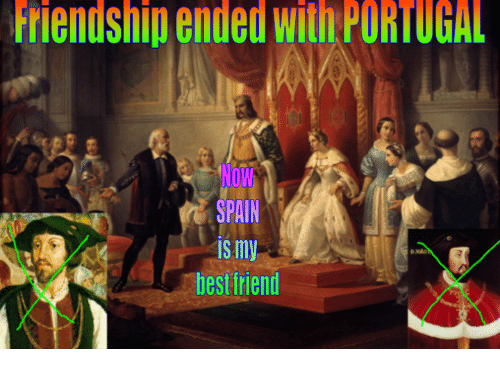 Friendship Ended With