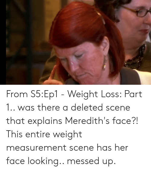 The Office Weight Loss Episode Meredith Face - WeightLossLook