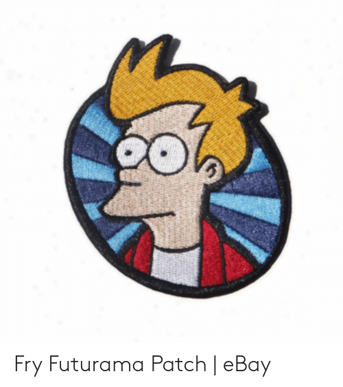 Zoidberg Futurama Patch