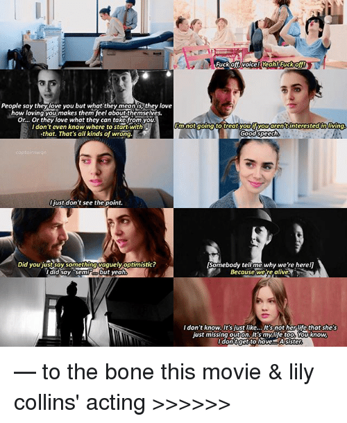 I Love You More Than Quotes: 25+ Best Memes About Lily Collins