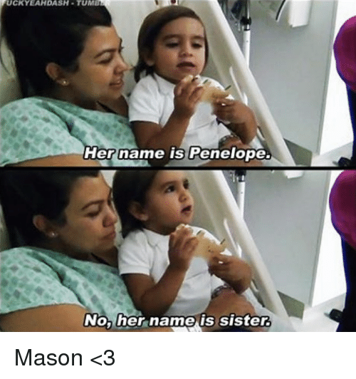 Kardashian, Celebrities, and Her: FUCKYEAHDASH TUM  Her name is Penelope.  No, her name is sister Mason <3