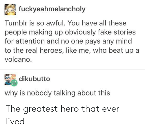 Fuckyeahmelancholy Tumblr Is So Awful You Have All These People