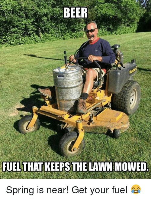fuel that keeps the lawn mowed spring is near get 12779409 ✅ 25 best memes about lawn mowing lawn mowing memes,Lawn Memes