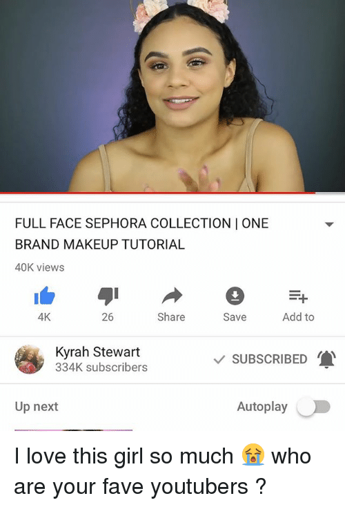FULL FACE SEPHORA COLLECTION I ONE BRAND MAKEUP TUTORIAL 40K Views