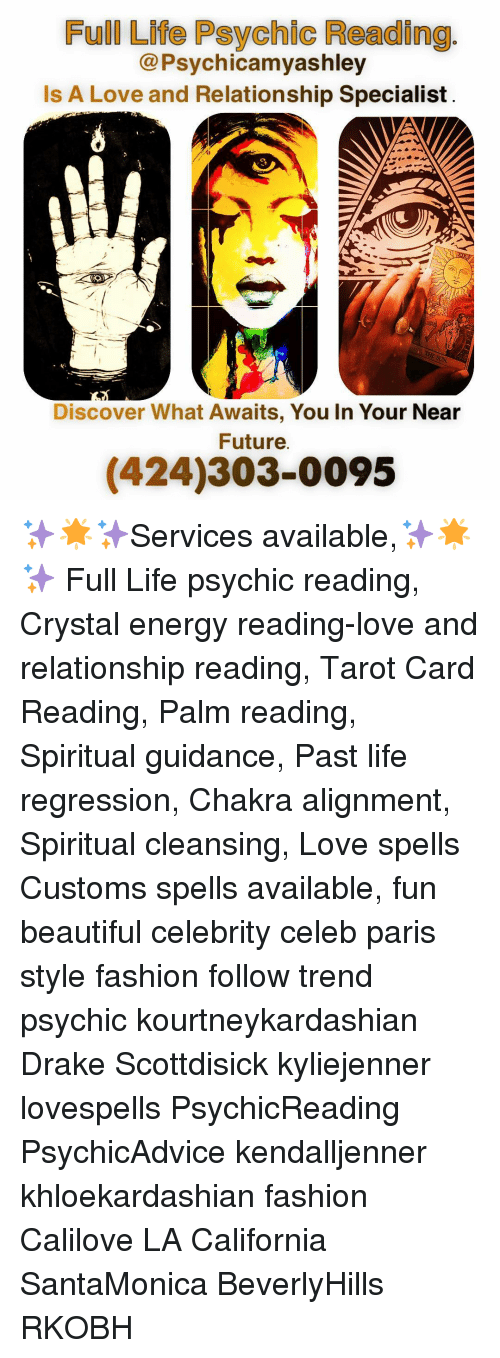 Full Life Psychic Reading Psychicamyashley Is a Love and