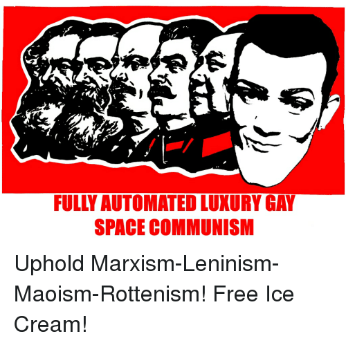 The gay marxist