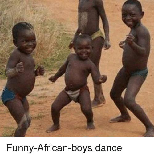 Funny Dance And Boys Funny African Boys Dance