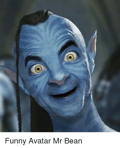 Pictures From Avatar: Funny Avatar Mr Bean
