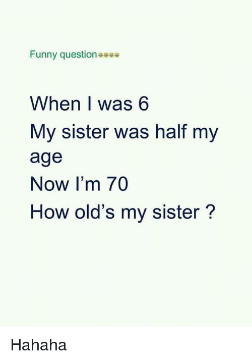 Funny questions to