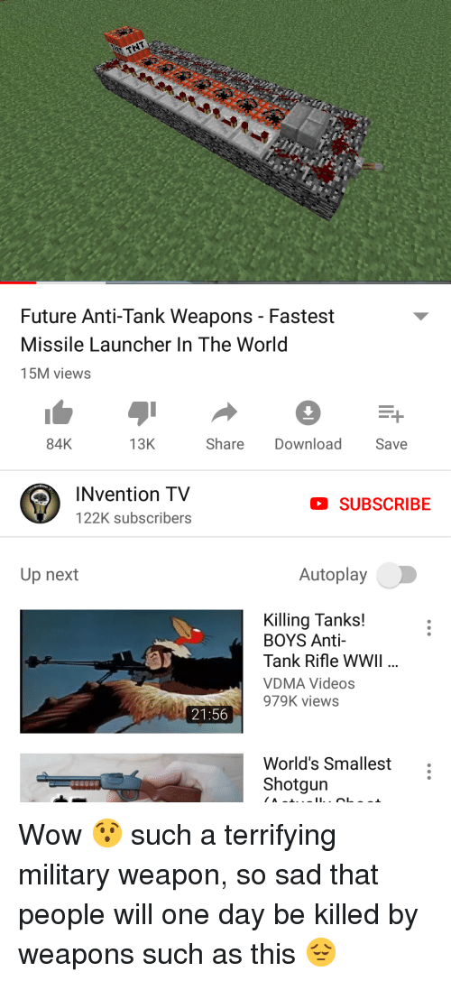 Future Anti-Tank Weapons - Fastest Missile Launcher in the World 5M